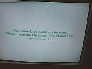 how to fix a game disc that cannot be read